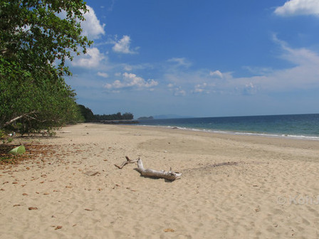 Magic Beach Koh Jum