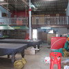 Post office with snooker tbales in Baan Koh Jum Village Koh Jum