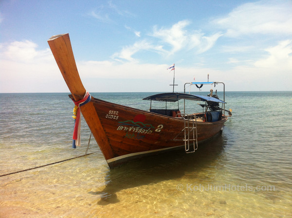 Ting Rai Beach, Koh Jum