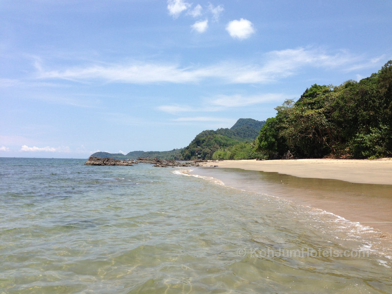 Ao Si Beach Koh Jum