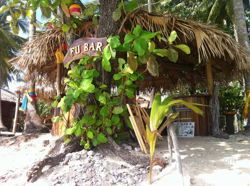 FUBAR, Golden Pearl Beach, Koh Jum