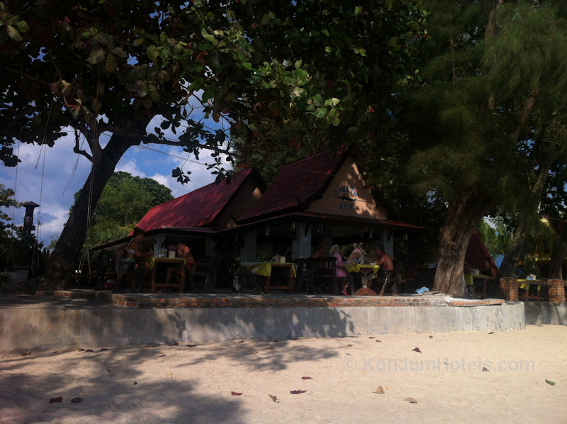 Andaman Beach Resort, Koh Jum