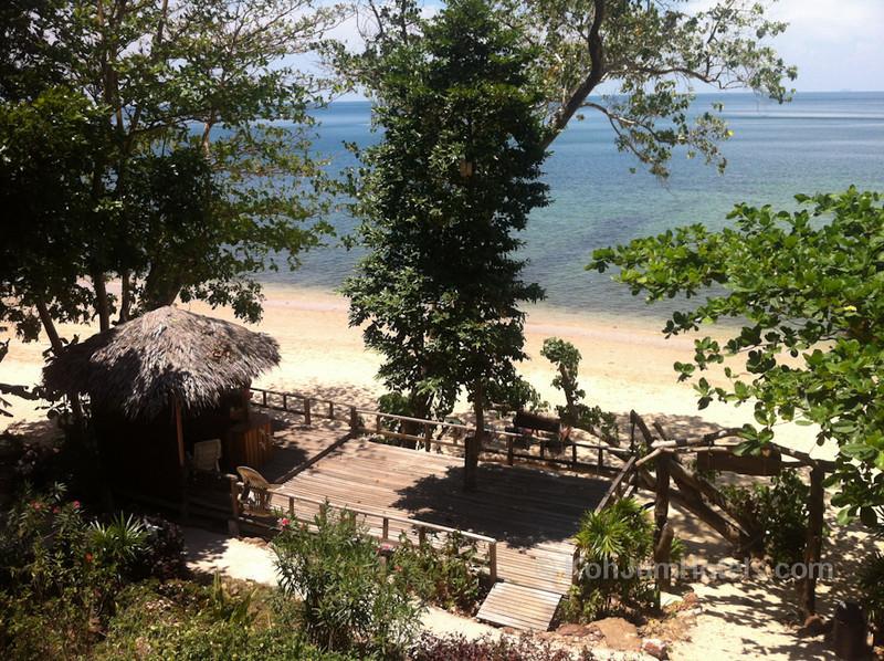 Koh Jum Resort, Ting Rai Beach