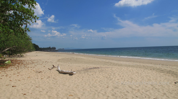 Magic Beach, Koh Jum