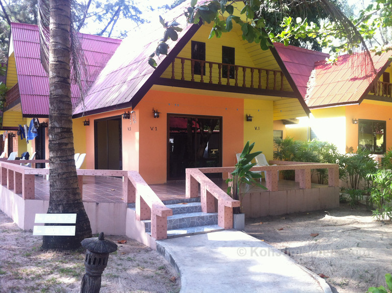 Andaman Beach Resort, Koh Jum