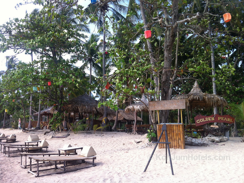 Golden Pearl Resort, Golden Pearl Beach, Koh Jum