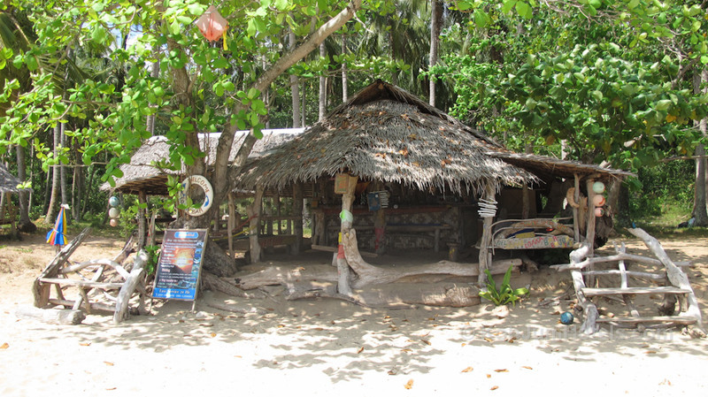 Bar Loma on Magic Beach Koh Jum