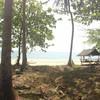 Panoramic view of Bar Loma and Magic Beach Koh Jum