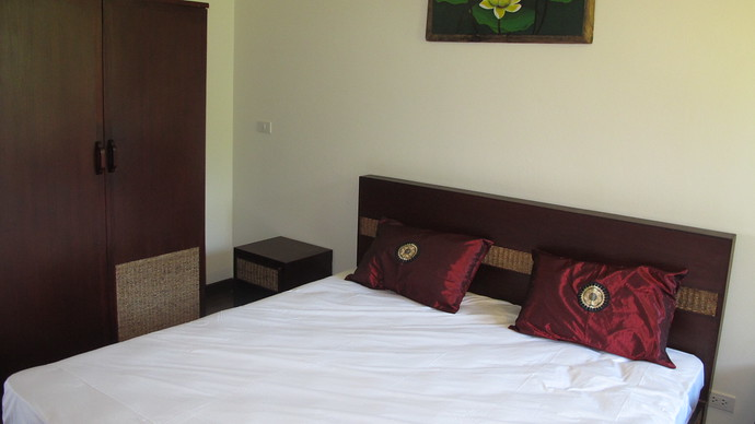 Second air con bedroom in khlong nin apartment