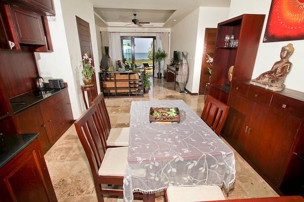 Khlong Nin Apartments Kitchen