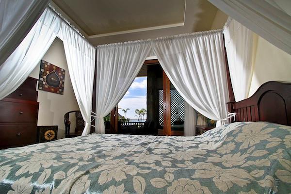 Khlong Nin Luxury Apartments Master Bedroom