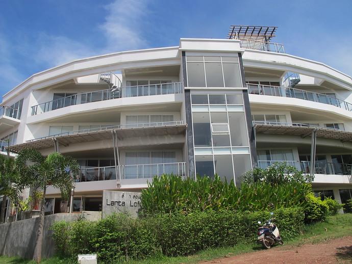 Two Bedroom Luxury Apartment Lanta Loft Long Beach Koh Lanta