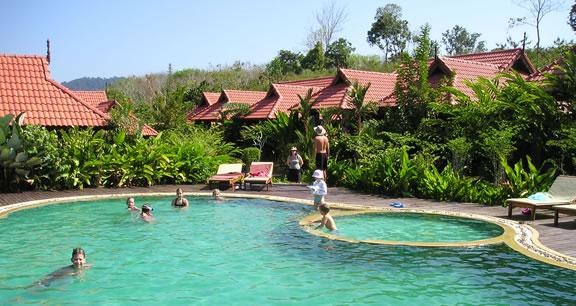 Chaw Ka Cher Resort