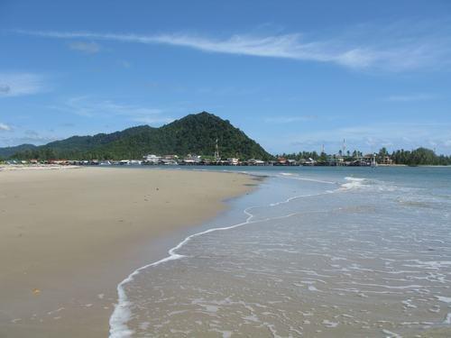 Beach On Lanta Noi