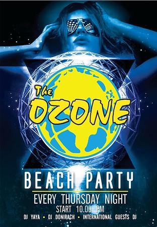 Koh Lanta Nightlife Ozone Thursdays