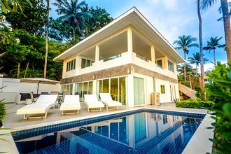 Exclusive Beachfront Villa, Klong Toab, Koh Lanta