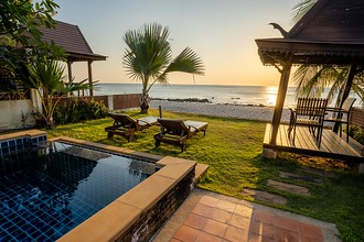 Beachfront Villa, Klong Nin Beach, Koh Lanta