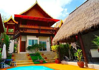 Villa Ayutthaya, Kantiang Bay, Koh Lanta