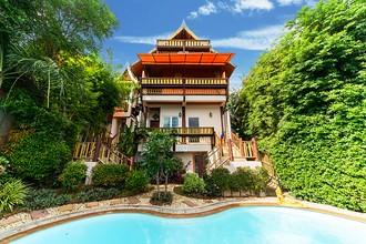 Villa Siam Lanna, Kantiang Bay, Koh Lanta