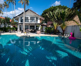 Malee Beach Villas, Long Beach, Koh Lanta