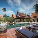 Baan Thai Lanta Resort on Ko Lanta, Thailand