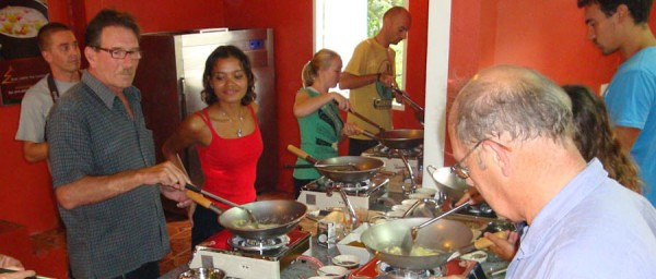 Thai Cooking course on Ko Lanta