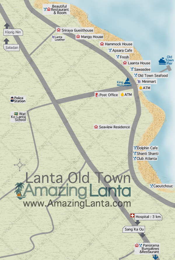 Best Places To Eat In Koh Lanta Old Town