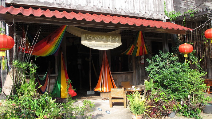 Hammock House in Koh Lanta Old Town