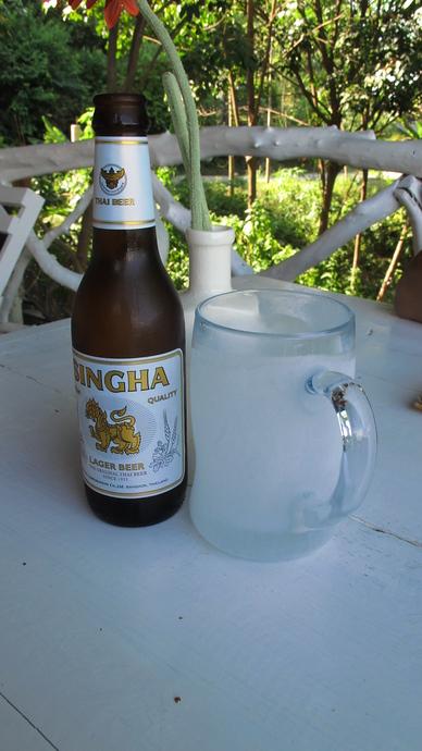 Coldest Beer on koh Lanta