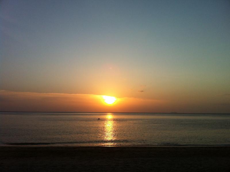 Sunset, Long Beach, Koh Lanta