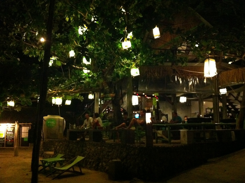 Time For Lime Restaurant, Klong Dao Beach, Koh Lanta
