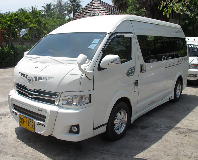Koh Lanta Taxi Minivan