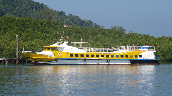 Koh Phi Phi to Koh Lipe Ferry