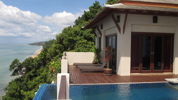 Cliff Top Villa Koh Lanta