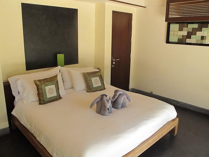 Second Bedroom Alanta Villa