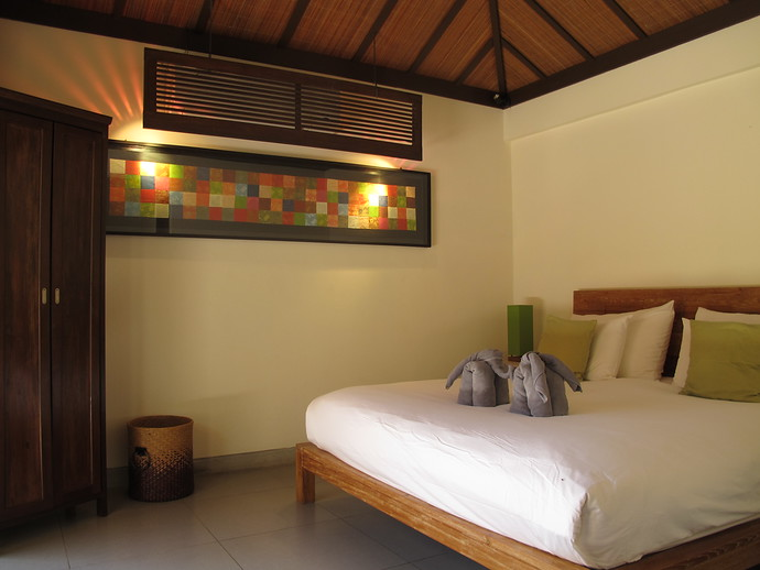 Double Bedroom at Alanta Villa
