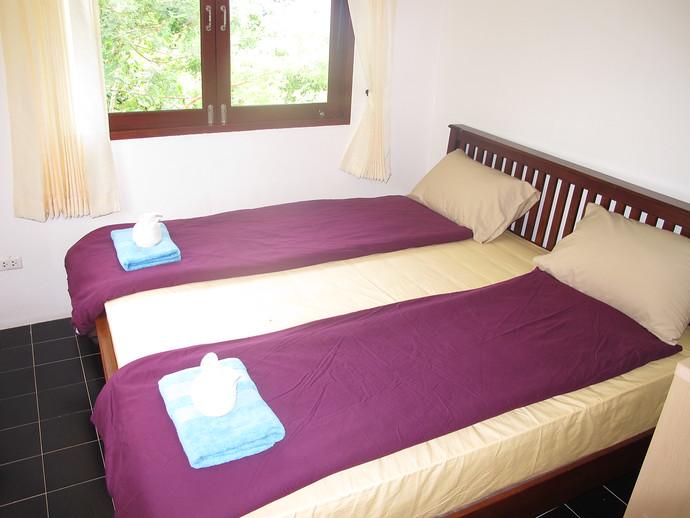 Fourth Bedroom Sun Set Villa Kantaing Bay