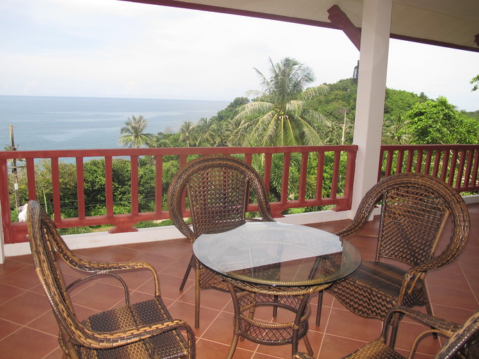 Private Terrace Sun Set Villa Kantiang Bay