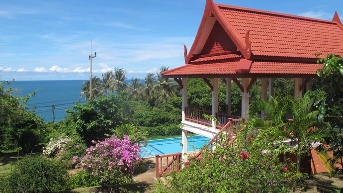 Four Bedroom Sun Set Villa Kantiang Bay Koh Lanta