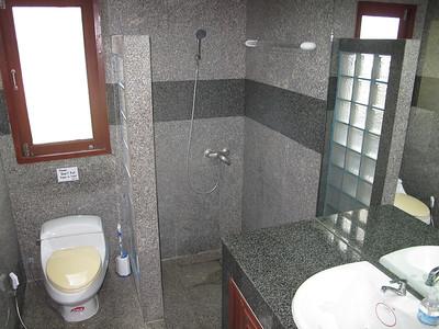 Oriental Villa Bathroom Kantiang Bay, Ko Lanta