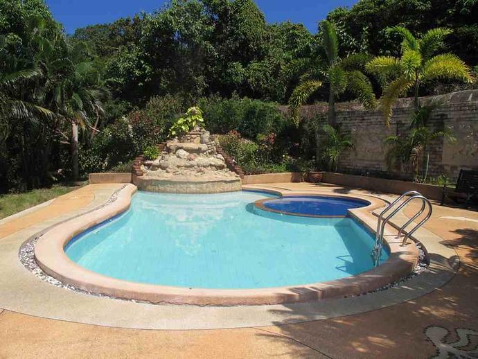 Private pool Oriental Pool Villa