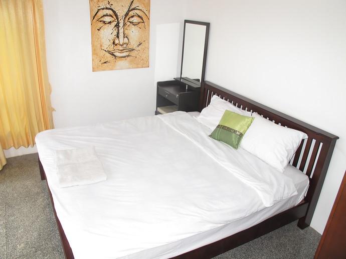 Oriental Pool Villa second bedroom