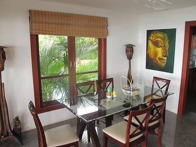 Oriental Villa Dining Area Kantiang Bay, Ko Lanta