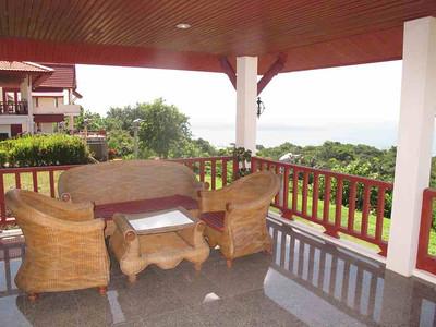 Oriental Villa Terrace Kantiang Bay, Ko Lanta