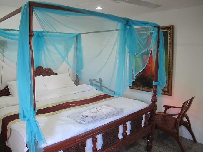 Third bedroom in the Sea View Pool Villa Koh lanta