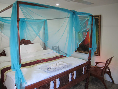 Seaview Pool Villa Kantiang Bay bedroom, Ko Lanta