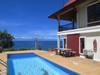Sea View Pool Villa, Kantiang Bay, Koh Lanta