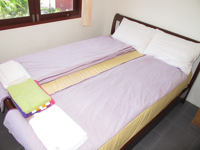 Fourth Bedroom in the Sea View Pool Villa Koh Lanta
