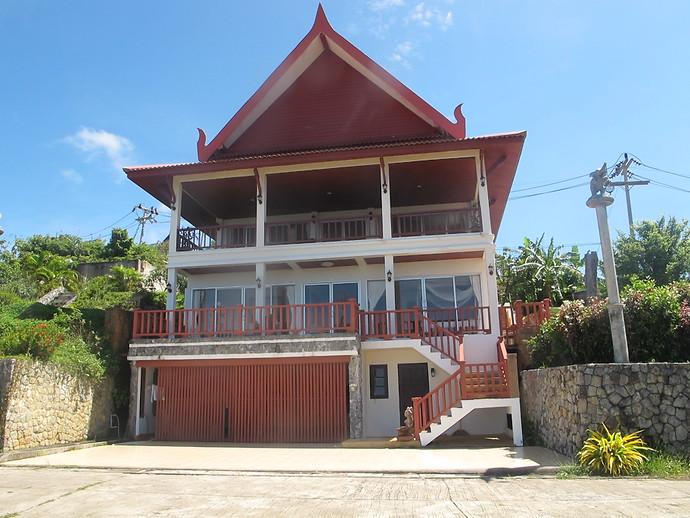 Four Bedroom Sea View Pool Villa Koh Lanta