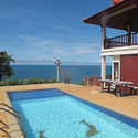 Sea View Villa on Koh Lanta, Thailand